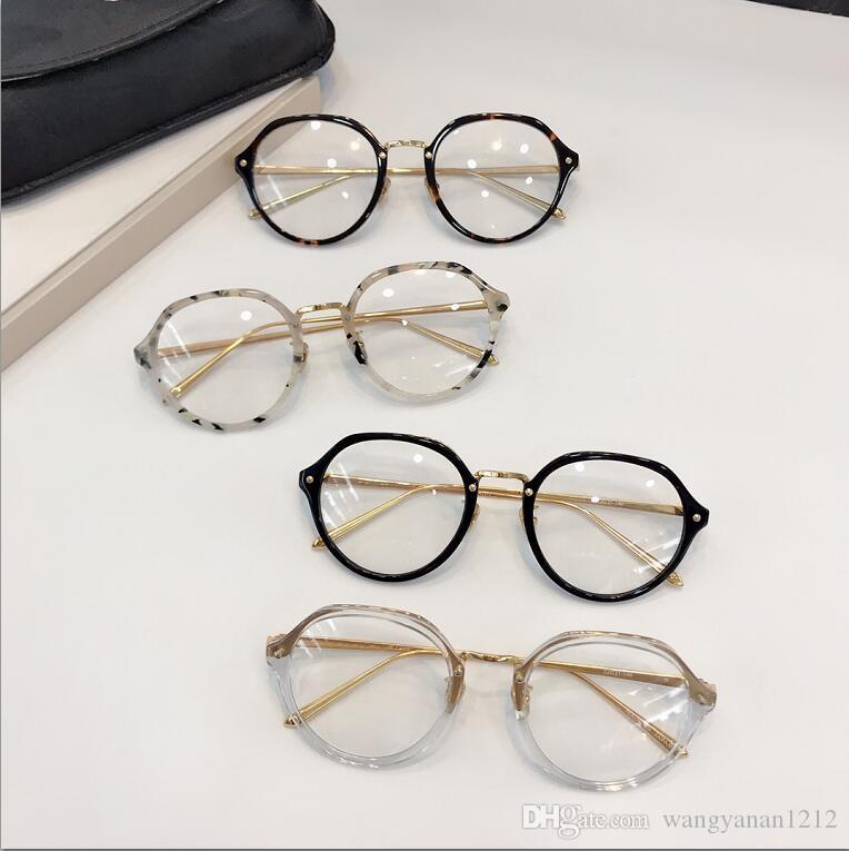 Cornice EyeGlasses Nuovo 431 Occhiali da vista ANTICI FRAMMA RESPONDAMENTO E MODI OCULOS DE GraU Myopia Glasses Women Men Brames Eye VGMMR