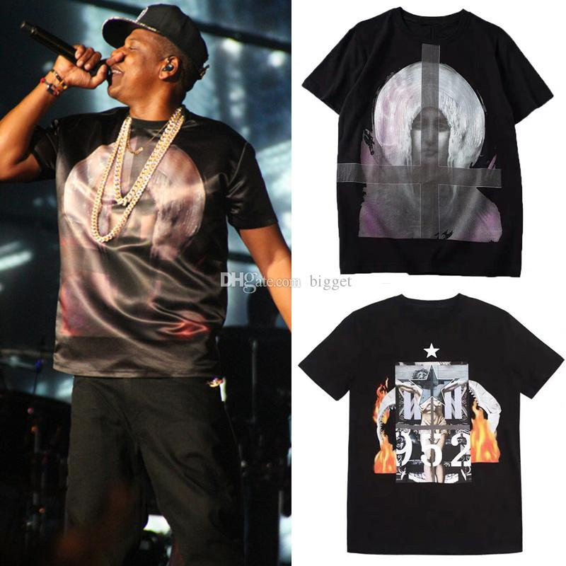 Design T Shirt Men 2019 NEW Sale Men's Printed Crown Round Neck S/S Soft Cotton Tee Male