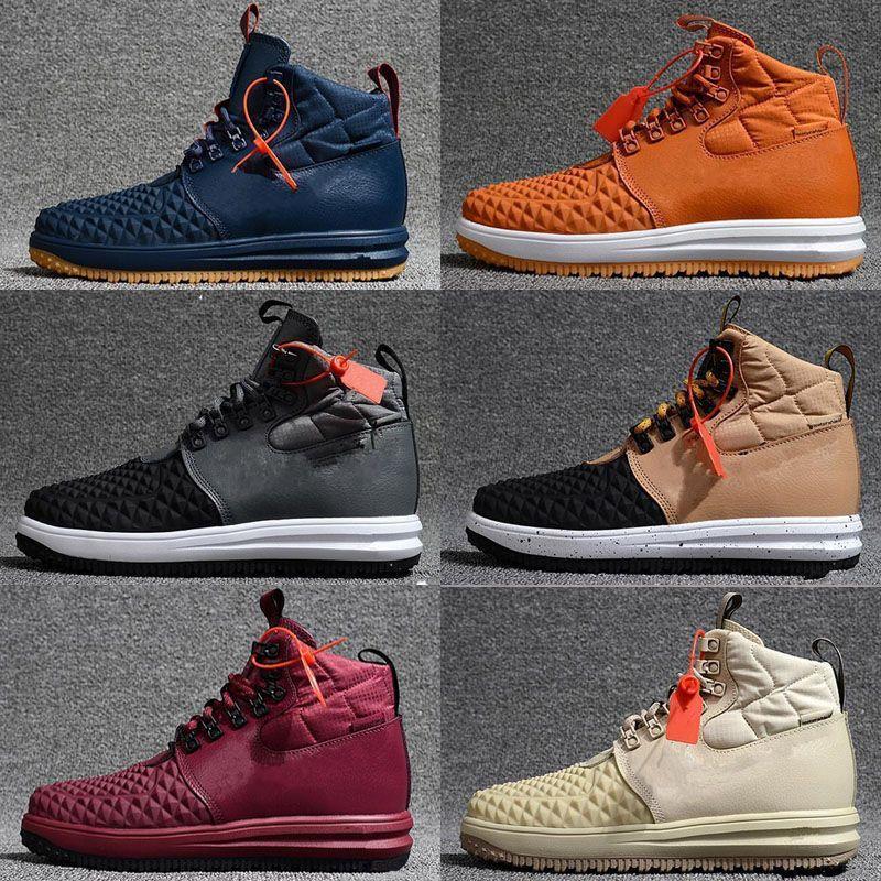 Los más vendidos Moda 2019 Lunar one Casual Shoes Men Summer Casual Forcing 1 zapatillas deportivas al aire libre tamaño 40-46