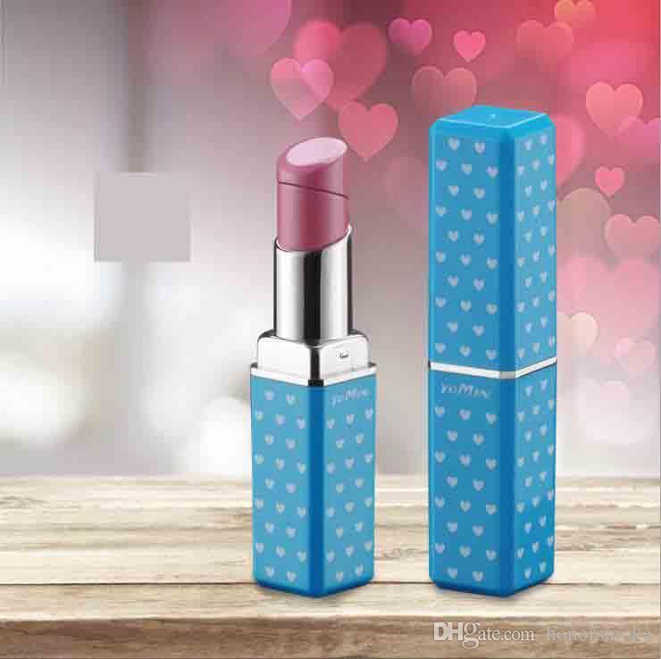 Rouge à lèvres plus récent allume-cigare gonflable en forme de gaz Butane Non Flamme Lady Briquets 4 couleurs pour fumeurs Pipes Outils de cuisine