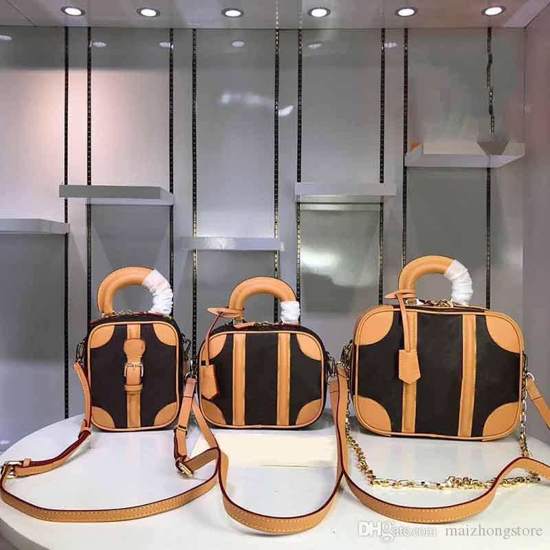 مصمم حقيبة يد فاخرة محفظة VALISETTE BB النساء العمودية مستحضرات تجميل أزياء L زهرة مصمم السيدات مال جلد طبيعي جودة عالية المحافظ