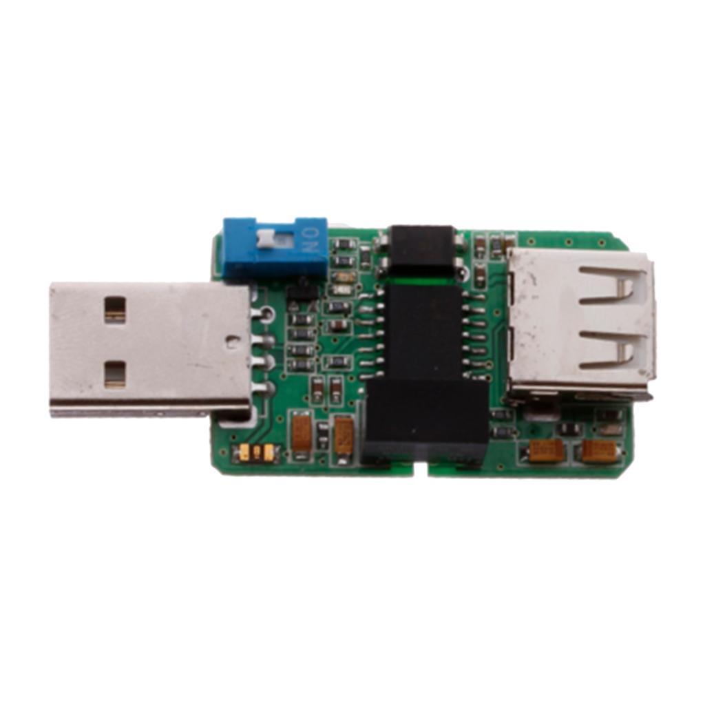 USB a USB interruptor de aislamiento de 1500V ADUM4160 / ADUM3160 Módulo baja / alta velocidad