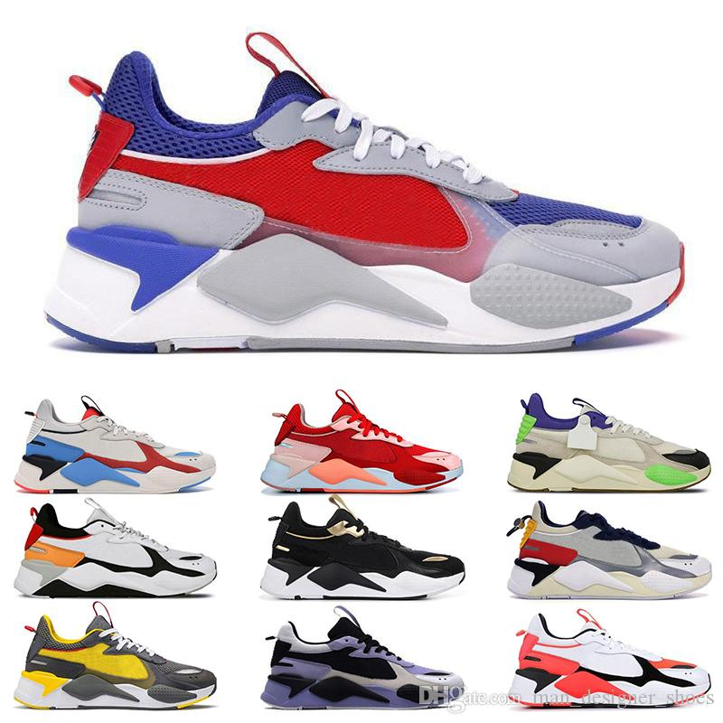 Designer RS X Reinvention Toys Men Women Casual Shoes