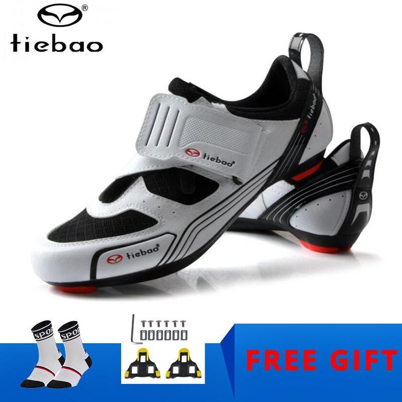 Tiebao zapatos ciclismo الدراجات الأحذية bicicleta الطريق دراجة أحذية دراجة ركوب أحذية رياضية spd cleats sapatos sapatilha ciclismo
