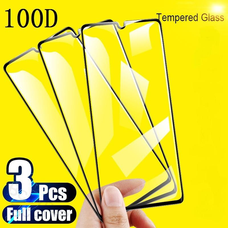 Tempered Glass For Samsung Galaxy A50 A30 A70 M20 A40 A20 A10 Screen Protector Protective Glass For Samsung A50 M30 Glass