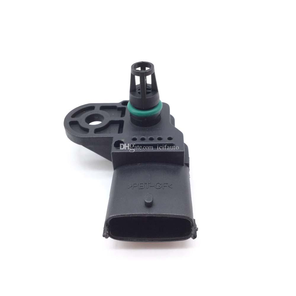 Y-044 del sensor de MAP para Alfa Romeo Fiat 500 Brava Panda Idea Punto Siena Lancia protones Opel Vauxhall 1,2 1,4 0261230030,77364869,46533518