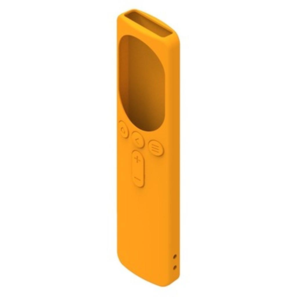 Couleur Silicone Smart TV Télécommande cas pour Xiaomi télécommande Housse de protection Télécommande Accessoire couvercle # LR2