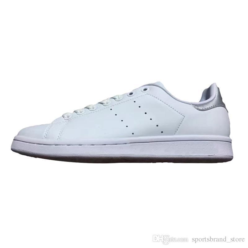Compre Adidas Stan Smith Ultra Shoe Support Future Negro Blanco Rosa Escudo De Armas Pack Hombres Mujeres Turbo Rojo Casual Sports Sneaker Talla 36 44