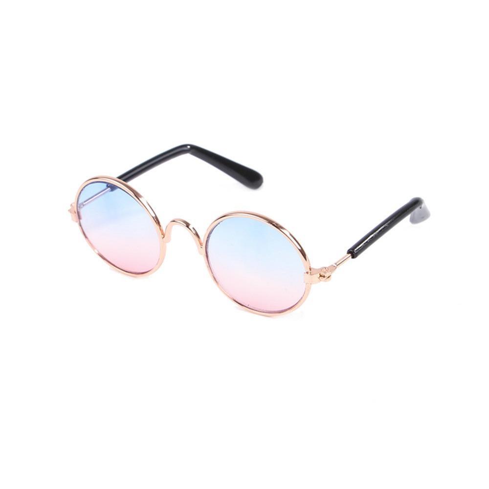 Pet Cat Glasses Dog Glasses Pet Products For Little Dog Cat Eye-wear Dog Sunglasses Photos Props Accessories Pet Supplies