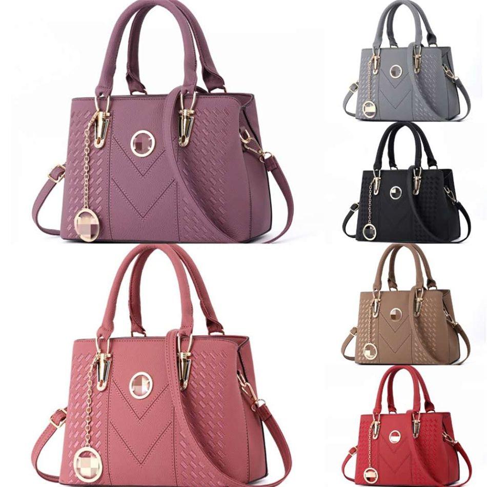 M4307 Top Almas Bb Shell Handbag Designer Moda feminina Top Handle Corpo Cruz Miniature sacola Pochette Acessórios tiracolo # 199