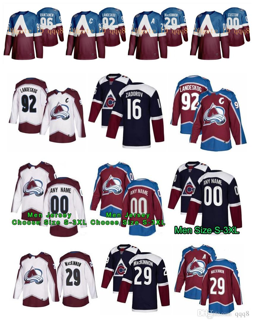 avalanche jersey numbers