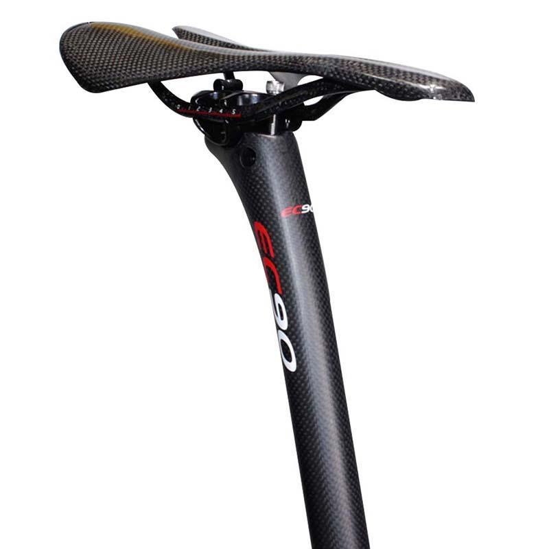 Cycling bicycle Road seatpost MTB bike dia 25.4mm full Carbon fiber