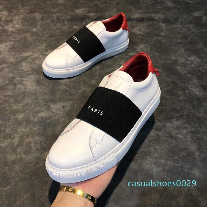 1Best Womens Elastik Band Platformu Casual Lüks Rahat Deri Espadrilles Erkek Loafers Yetişkin Nefes ayakkabı C29 tasarımcıları