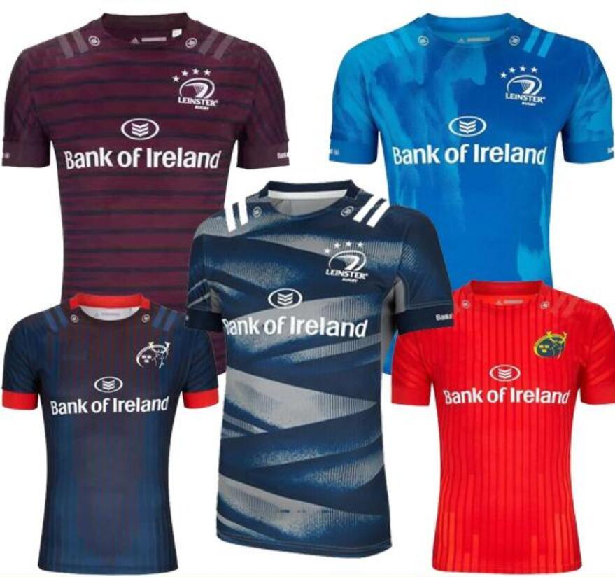 2020 Munster Leinster DÜNYA KUPASI Rugby ceketler Formalar İrlanda Lig JOHNNY Sexton İYİ Carbery CONAN CONWAY CRONIN EARLS healy Henshaw