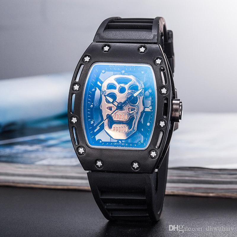 Wholesale Quartz Big Bang Hot Man Date Brand New Drop Shipping Ghost Transparent Shell Quality Master Men Watch Hommes Orologio Wrist Watches For Sale Buy Watches From Dhwuhaiy 12 16 Dhgate Com