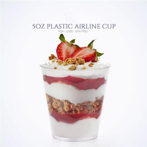 ürünlerini ÜCRETSİZ GÖNDERİM tatma atılan yemek kabı tatlı taklacı kokteyl mus dondurma fincan Tatlı su bardağı