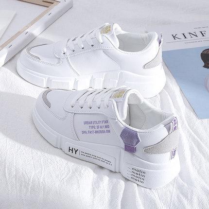 2020 bahar spor ayakkabıları vahşi küçük beyaz ayakkabılar kadın yeni öğrenciler ve sonbahar kadın gelgit yaz modellerini bahar