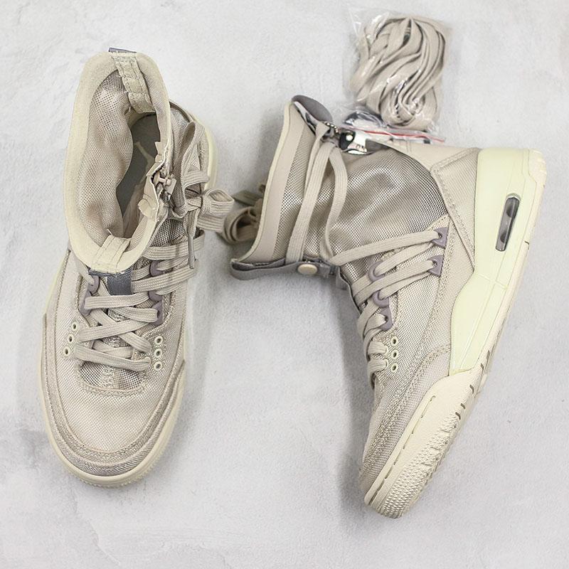 Zapatos de baloncesto de Marte Yard 3 Rtr Exp Lite alta Okc chicas para mujer de diseño 3s atléticos zapatillas de deporte del monopatín 36-40