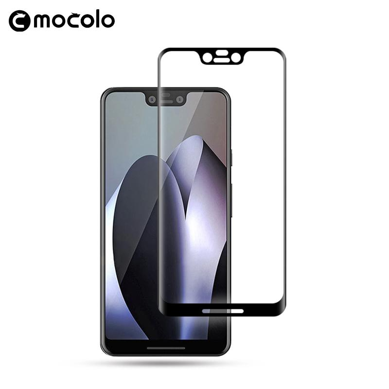For Google Pixel 3 XL Mocolo 3D Full Cover Glass Tempered Glass Screen Protector For Google Pixel 3 Screen Glass For Pixel 3xl