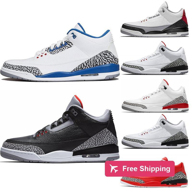 Haute Qualité Noir Ciment True Blue Basketball Hommes Hot Hommes Chaussures Jième feu rouge Qs Katrina Grateful Tinker chaussures Trainer