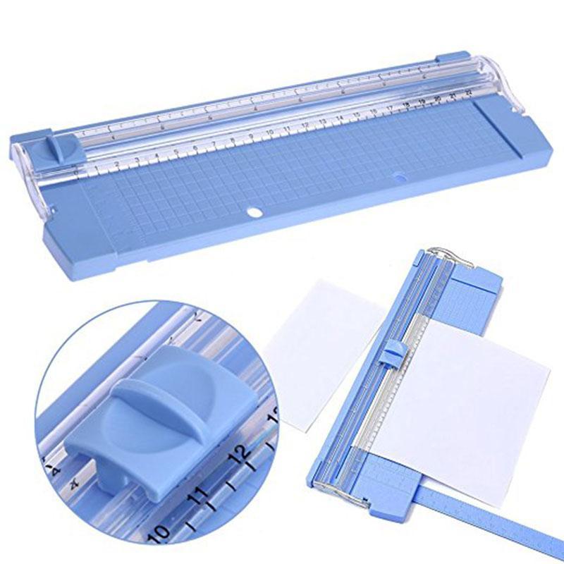 A4 / A5 Papel Papel Trimmer Scrapbooking Machine Precision DIY Craft Photo Paper Cutter Máquina de corte Máquina de corte Suministros de oficina