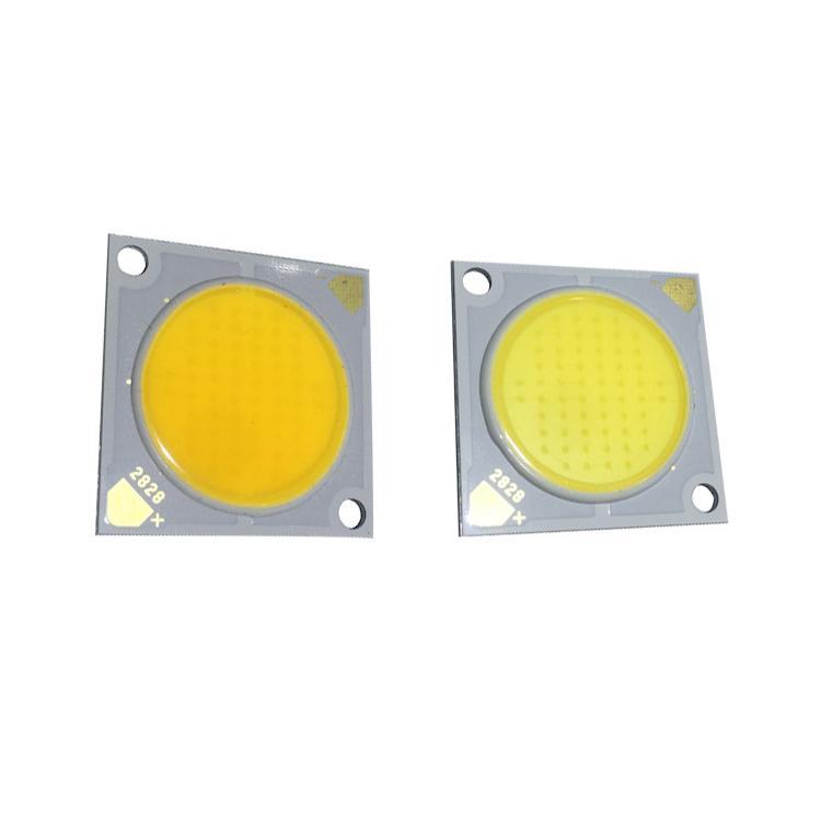 9W 12W 15W 20W 30W COB LED Round Light Lamp Chip Neutral White High Power 17mm 20mm 23mm Dia Luminous Surface