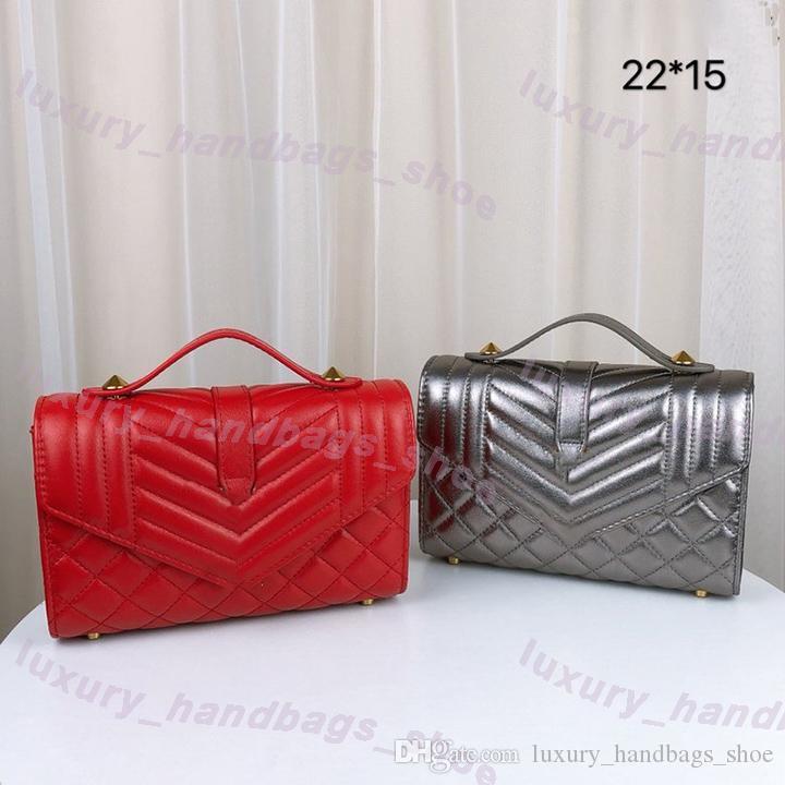 2020 Havyar Debriyaj Serisi çanta Üst Koyun postu Çantalar Gerçek Deri inek derisi Moda Askılı çanta Crossbody kadın çanta