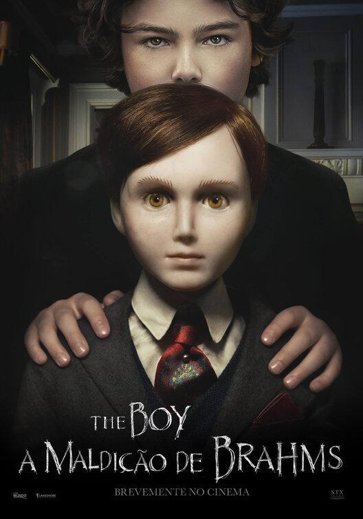Details about  /Art Brahms Movie The Boy II 2020 Poster Silk Custom Print Z653