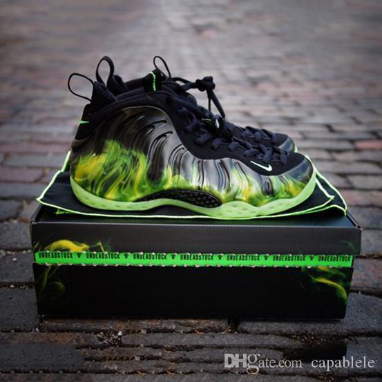2019 AIRFOAMPOSITEscarpe da basket da uomo PARANORMAN sneaker air penny hardaway in schiuma da uomo scarpe da ginnastica sportive 40-47