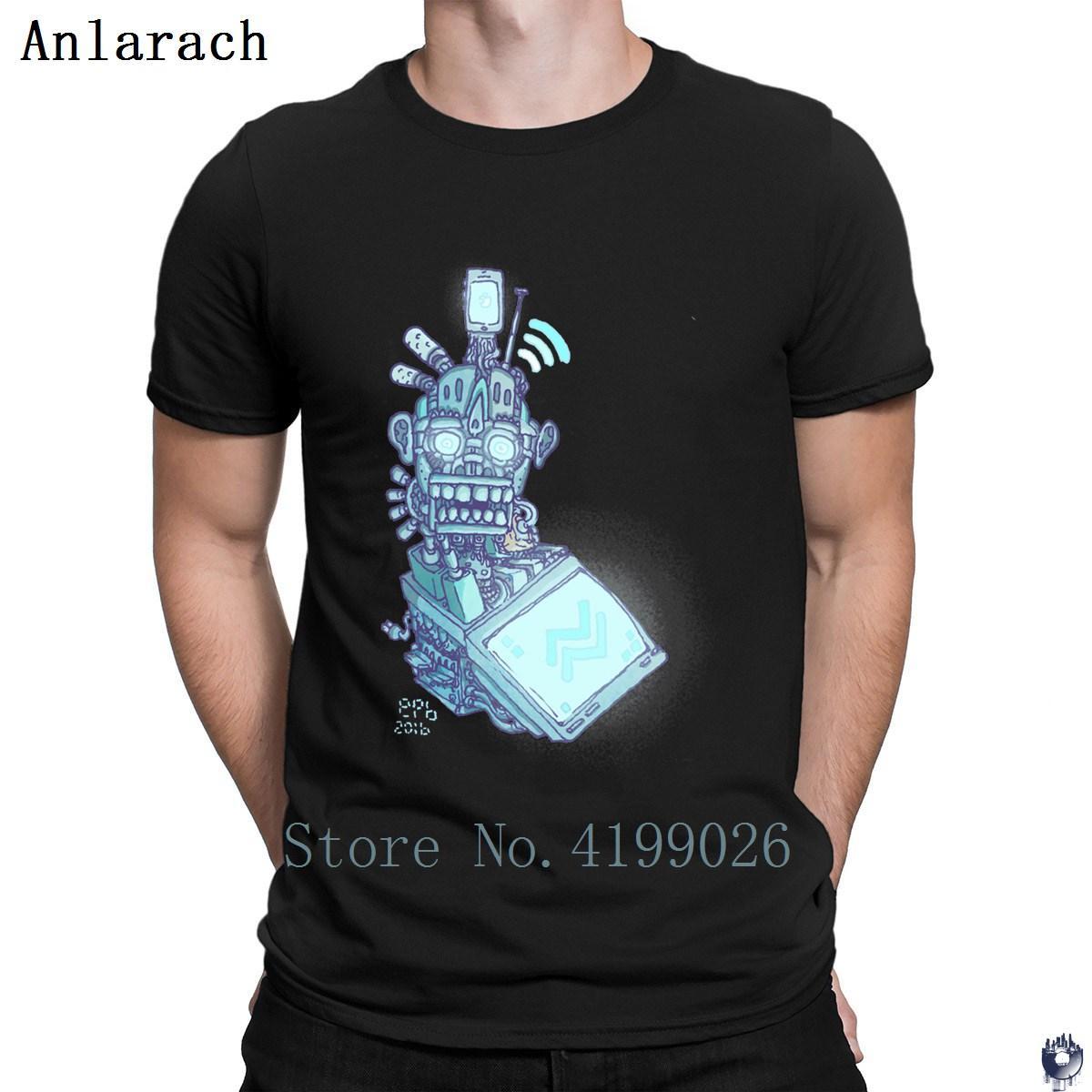 On My Mind Top T-shirt en coton de qualité T-shirt des hommes de vêtements personnalisés Drôle printemps impressionnant