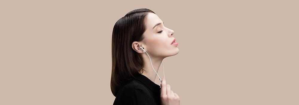 Xiaomi Hybrid Pro HD Earphone Mi In-Ear Headphones Pro Circle Iron Wired Control With Mic 12