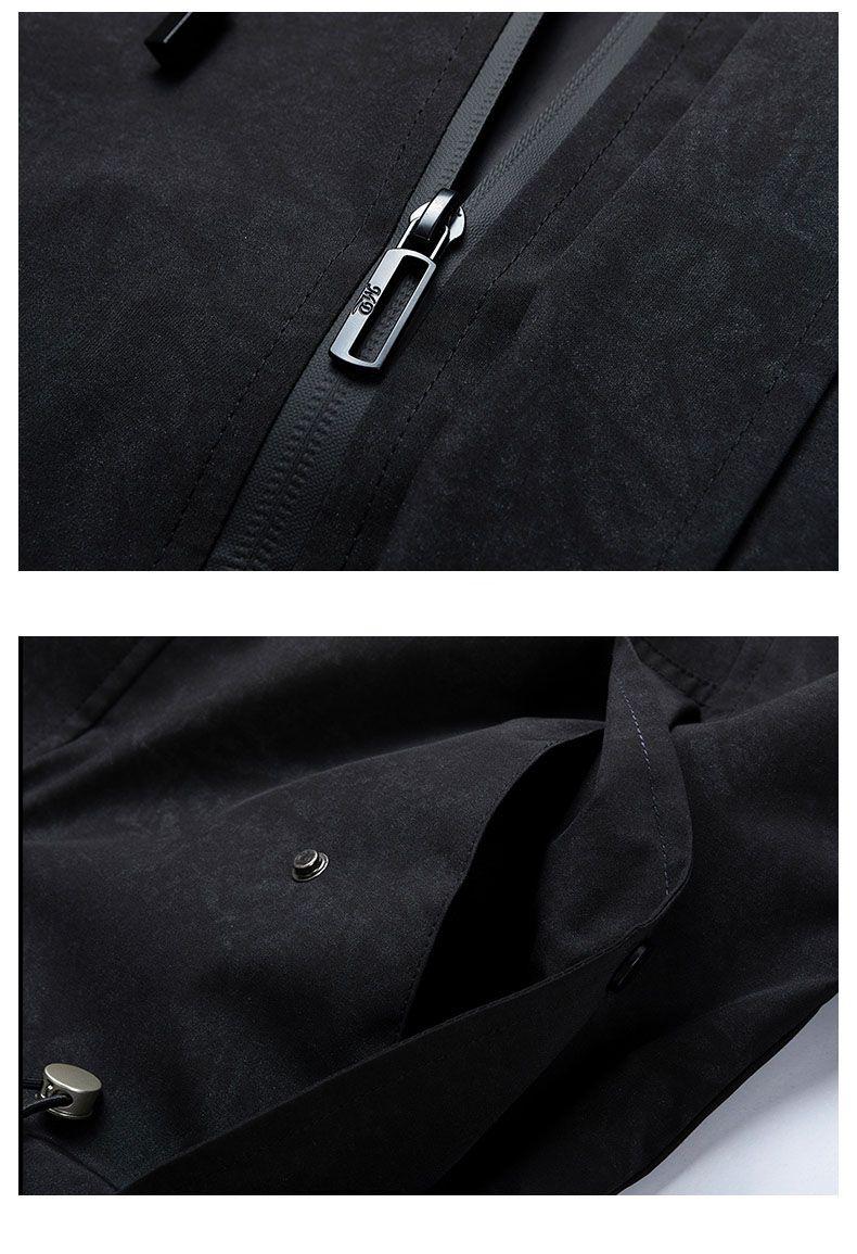 2019 Sonbahar Sonbahar Kış Erkek Bayan Moda Dış Giyim Jakcets Spor Ceket Yüksek Patchwork Tops Casual WINDBREAKER M-3XL B101311Q rüzgarlıkları