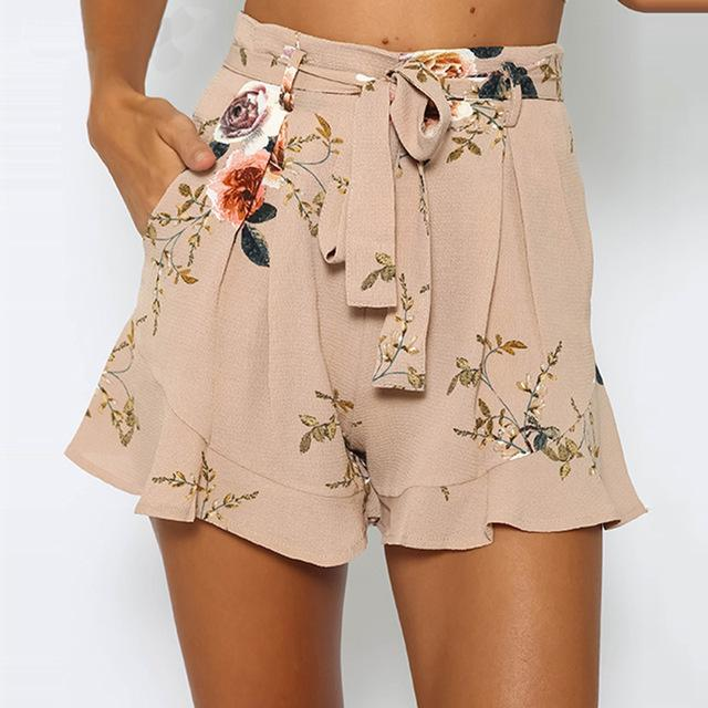 2021 2019 Hot Selling Women Pants Flora Printing Type Womens Shorts Trousers  Summer Streetwear Womans Clothes Casual Clothing1 From Gosomo, $13.38 |  DHgate.Com