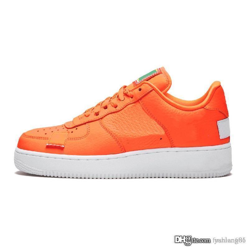 Erradicar duda Cuna  Compre Nike Air Force 1 Nuevos Zapatos Casuales Dunk Utilitario ...