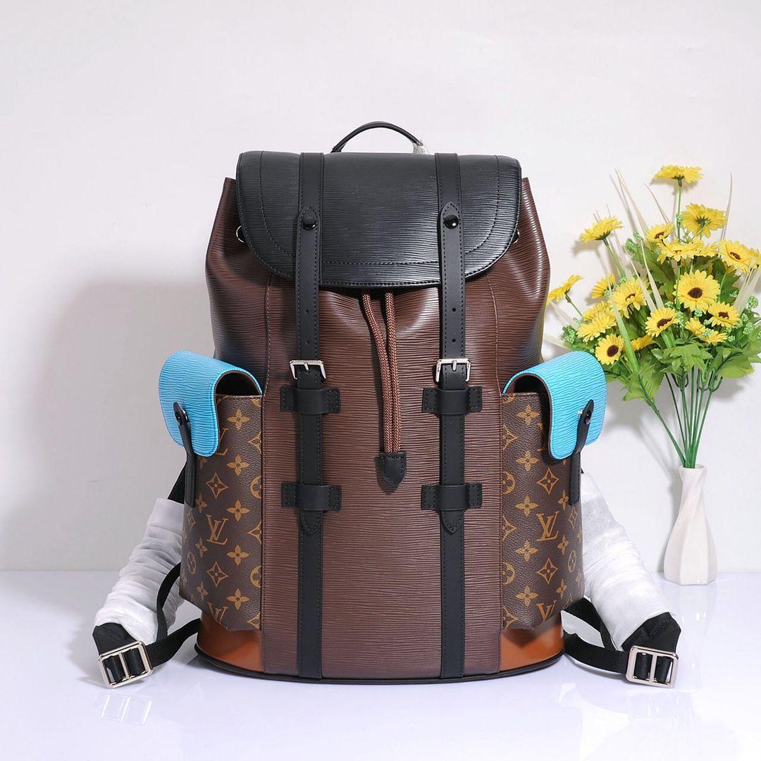 2020 fashionable men's men outdoor backpack laptop handbag travel black backpacks bags for teenage high quality 010502