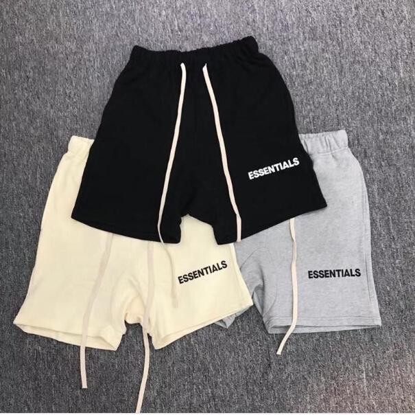 Moda-Uomo High Street elastico in vita dei pantaloni di bicchierini delle donne Hip Hop Essentials stampano i pantaloni Gli amanti Cutton Solid Pantaloni Casual Colore