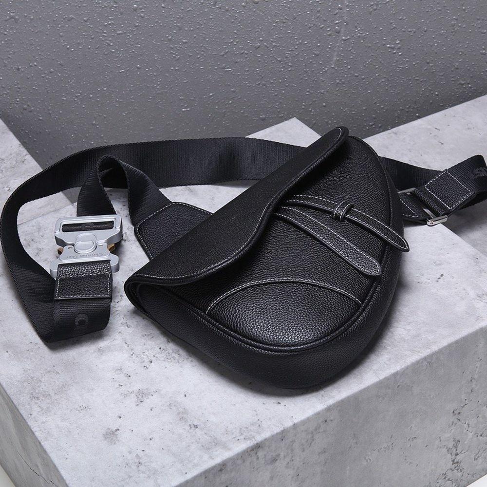 TS Somens Designer Bag Handbags Messenger Bag Best Quality Designer Black Bags