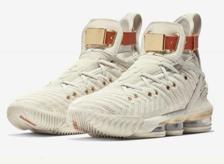 2019 New Style XVI 16 Harlem s Fashion Row Basketball-Schuhe für Männer Qualitäts-Art- und Trainer Männer 16s HFR Sport-Turnschuhe Größe 40-46