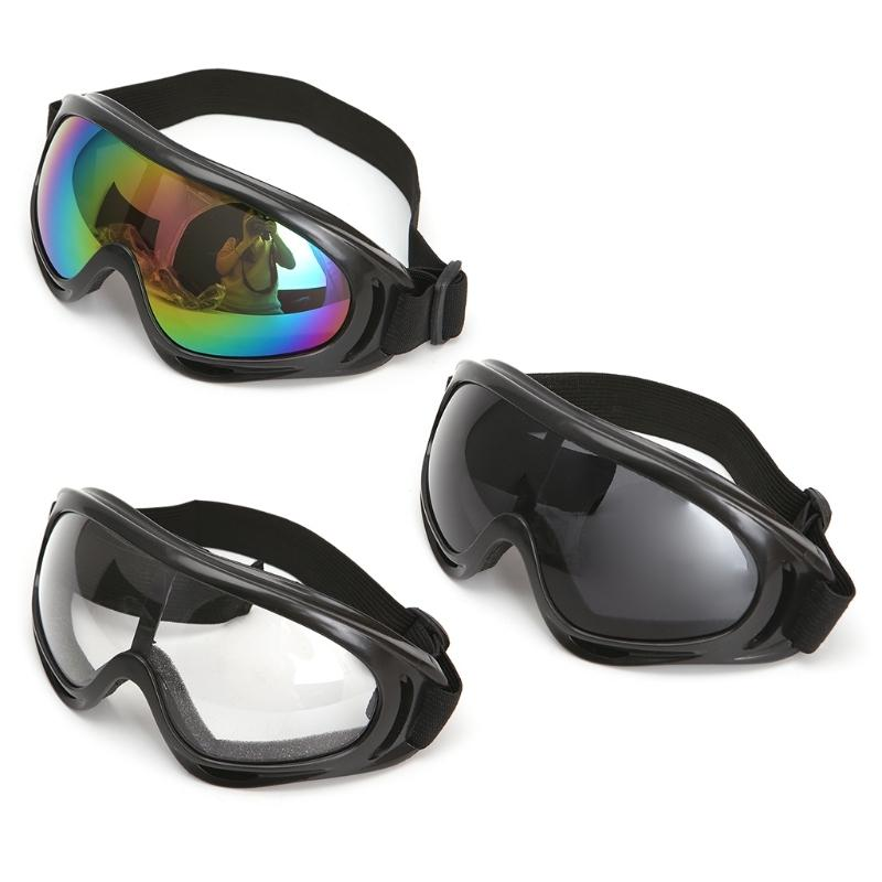 Outdoor Safety Glasses Goggles Windbreak Sandproof Eye Protector Skiing Eyewear