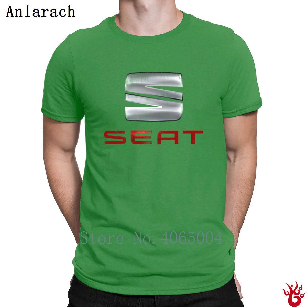 Seat Leon Cupra T-shirts Lettre Personnalisé Hiphop manches courtes T-shirts pour hommes d'été de remise en forme Kawaii T-shirt S-3XL de base