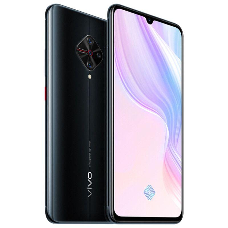 "Original Vivo Y9s 4G LTE Cell Phone 8GB RAM 128GB ROM Snapdragon 665 Octa Core Android 6.38"" Full Screen 48MP Fingerprint ID Mobile Phone"