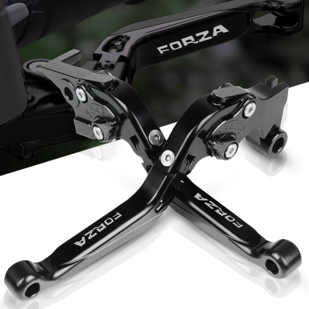 Motocicleta Forza300 CNC ajustável freio da embreagem alavancas para FORZA 300 Forza300 2010-2019 2018 2017 2016 2015 2014 2013
