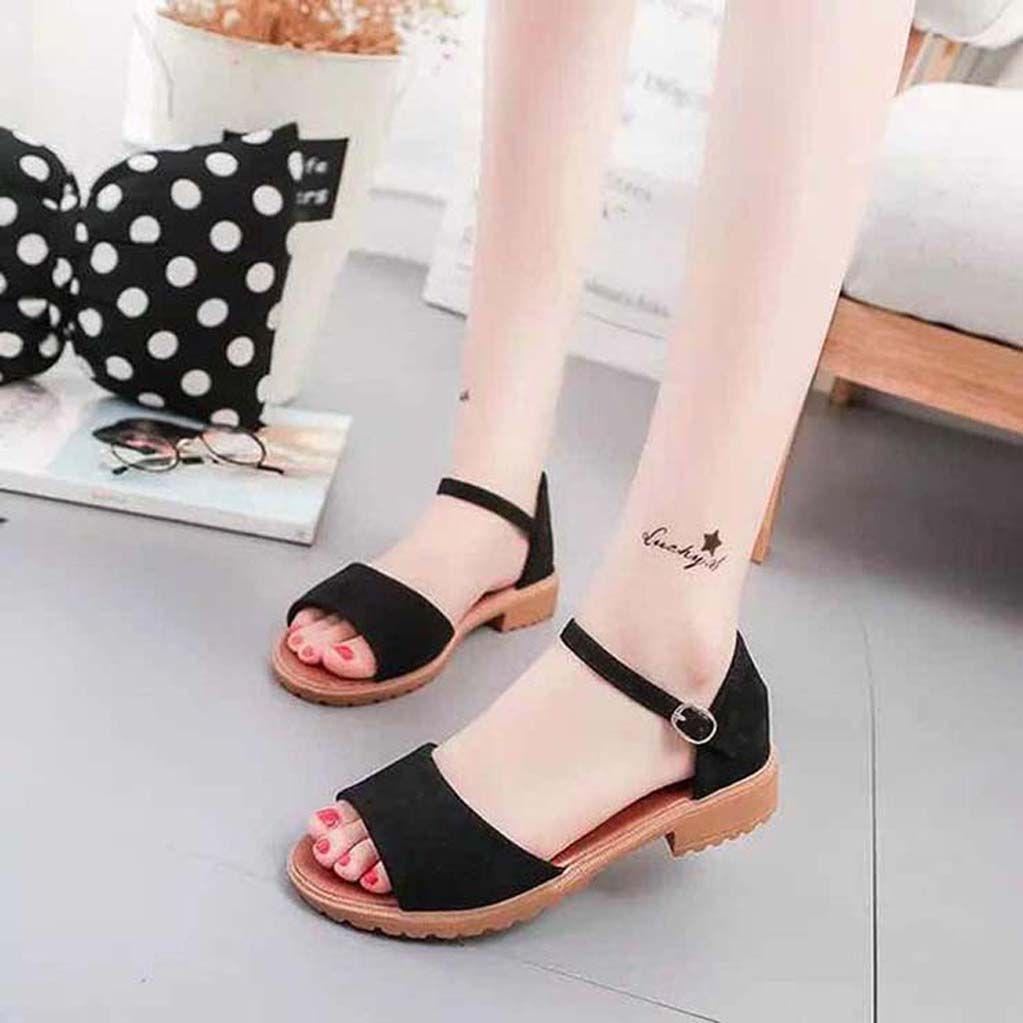 Flip Flops Loafers Schuhfrauenschuhe Sandalen High Quality Fersen Pantoffel Huaraches Für Pantoffel shoe04 PL0127