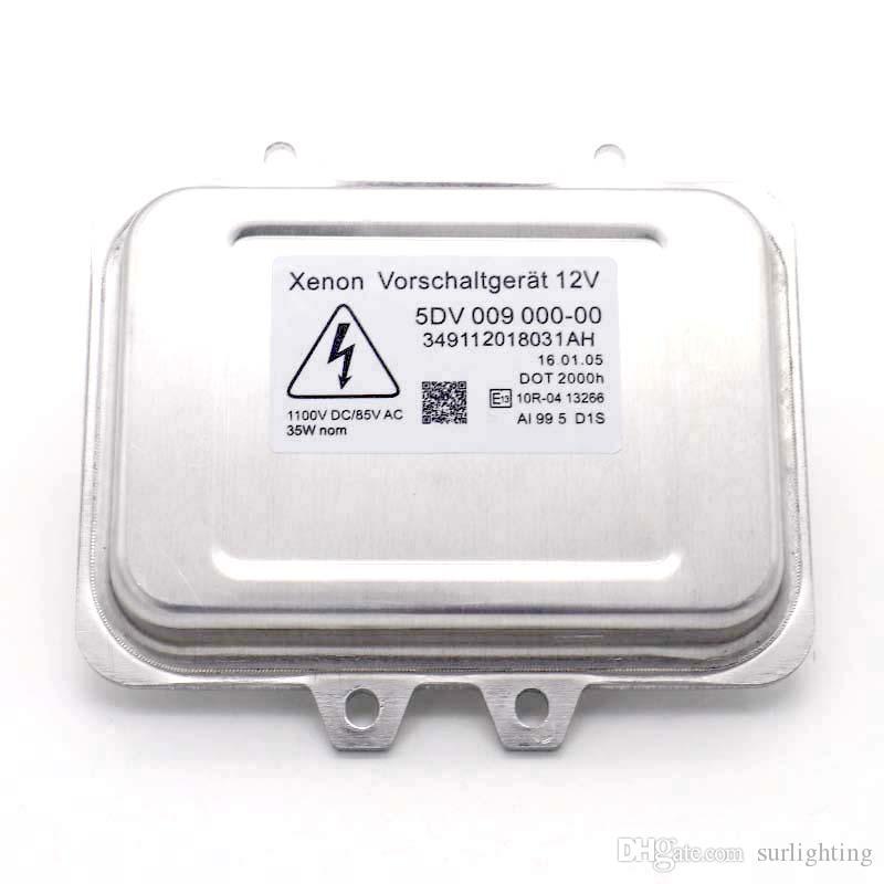 D1S d1r Xenon hid ballast set kit replacement oem hid 5dv009000-00 ballast headlight for Regal car headlamp