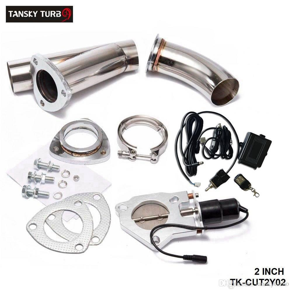 OBX Stainless Steel Dump Pipe Down Pipe TD04