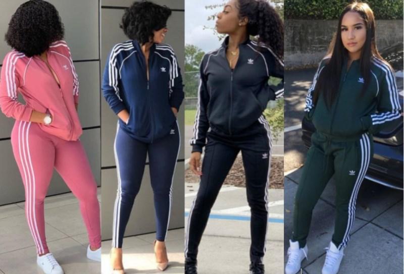 ceket kıyafetler 2 adet set legging Womens eşofman hırka pantolon sıcak klw2133 eşofman uzun kollu dış giyim tayt spor takım elbise