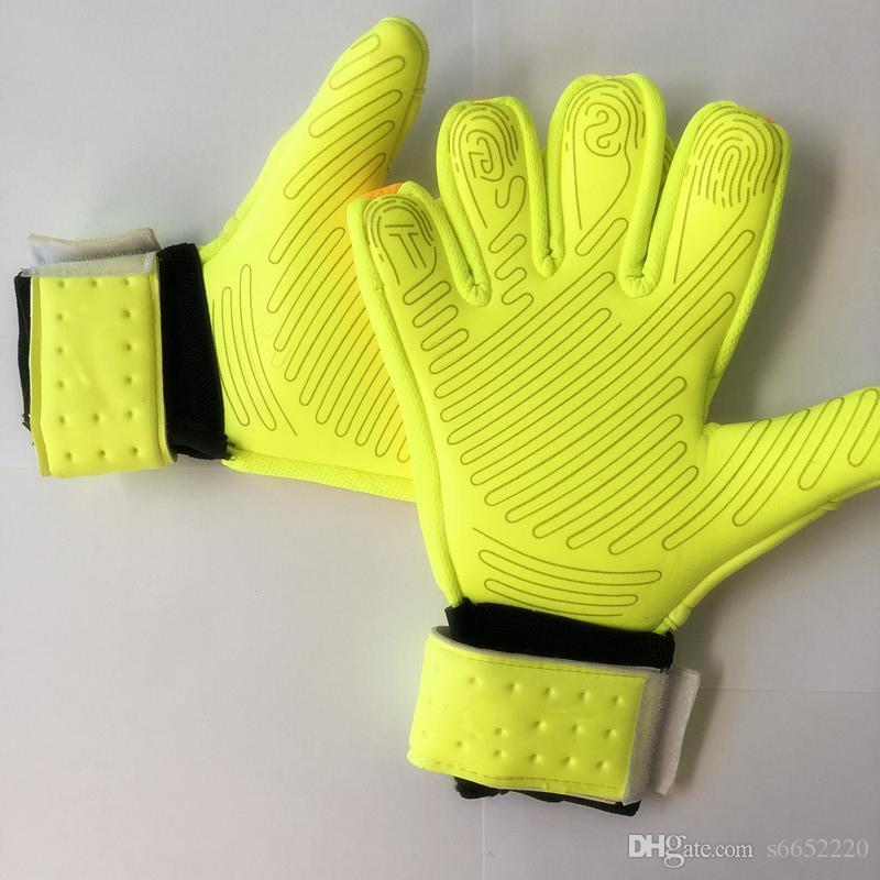 The New SGT Goalkeeper Gloves Latex Soccer Football Latex Professional Football Gloves New Soccor Ball Gloves
