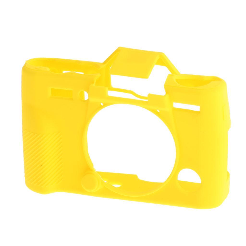 Sac de silicone X-T20 Couvre-caméra souple Couvercle de la caméra Fuji Fujifilm pour étui en caoutchouc X-T10 Gel TQTOA