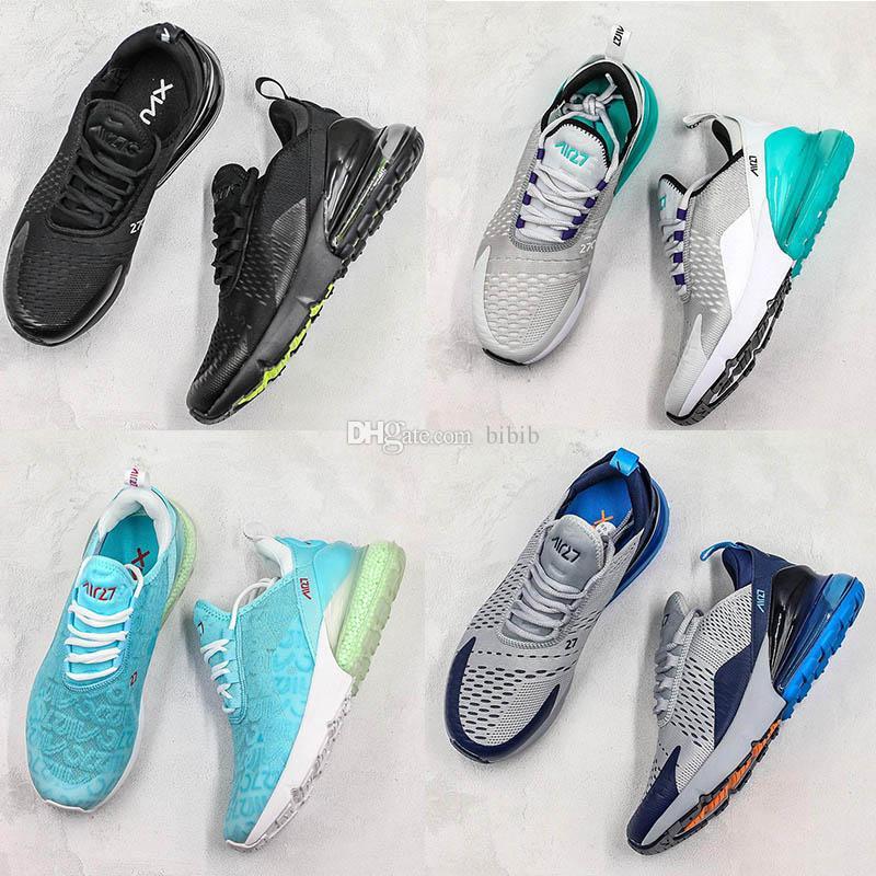 27c Heel Cushion Sneaker Designer Shoes General para hombres mujeres deportes Sneaker Trainer Kids Running Shoes tamaño 36-45