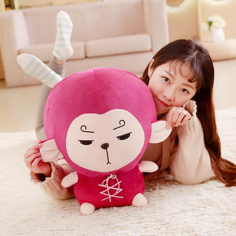 Cute Mimicry Pet Talking Monkey Repeats What You Say Electronic Plush Toy